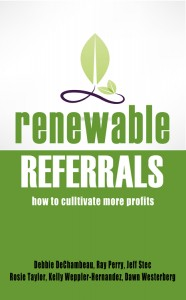 Renewable Referrals Book Cover