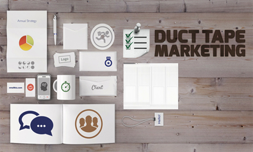 Follow The Duct Tape Marketing System Live