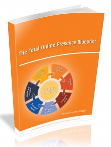 Total Online Presence Blueprint Cover