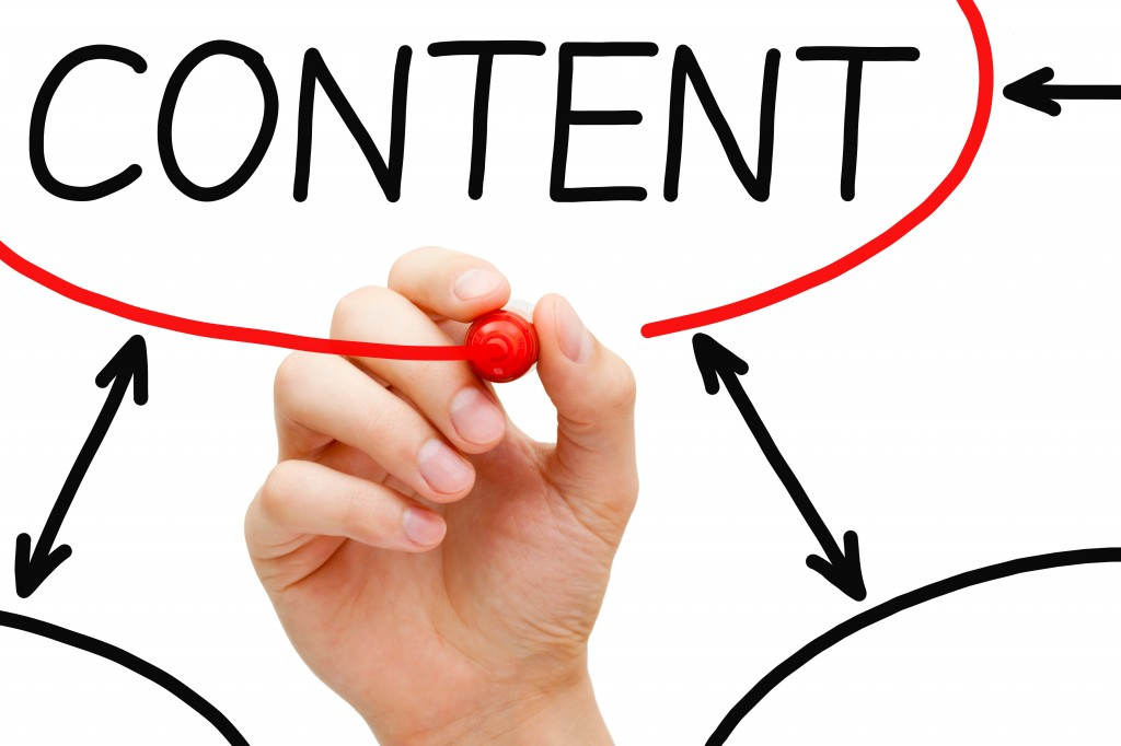 The Business Goals of Content Marketing