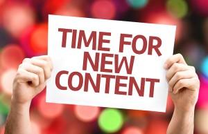 content publishing checklist