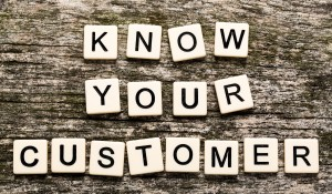 Know, your, customer.
