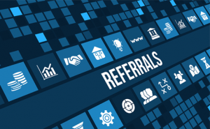 B2B referral marketing success