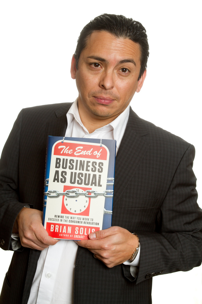Brian Solis Talking About The End of Business As Usual